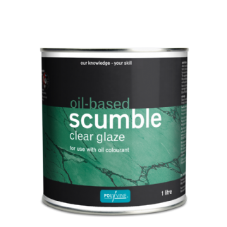 Oil Based Scumble Clear Glaze